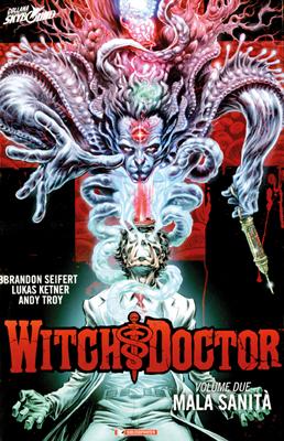 WITCH DOCTOR N.   2 - MALA SANITA'