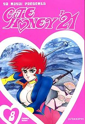 CUTIE HONEY 21 N.   8 (DI 9)