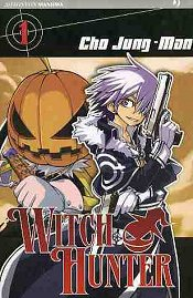 WITCH HUNTER N.   1