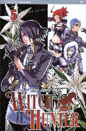 WITCH HUNTER N.   5
