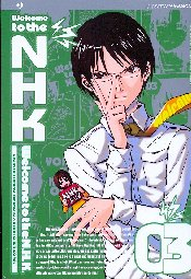 WELCOME TO THE NHK N.   3