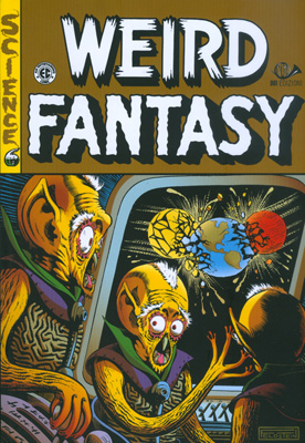 WEIRD SCIENCE AND FANTASY