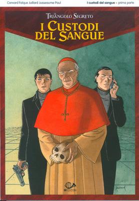 I CUSTODI DEL SANGUE N.   1 (DI 2)