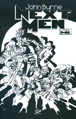 NEXT MEN N.   3 (DI 4)