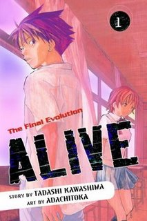 ALIVE - FINAL EVOLUTION N.   1 (di 21)