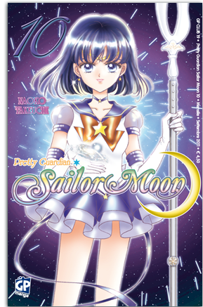 SAILOR MOON DELUXE  N.  10