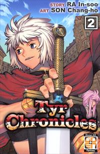 TYR CHRONICLES N.   2 (di 11)