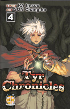 TYR CHRONICLES N.   4 (di 11)