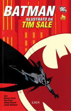 BATMAN ILLUSTRATO DA TIM SALE