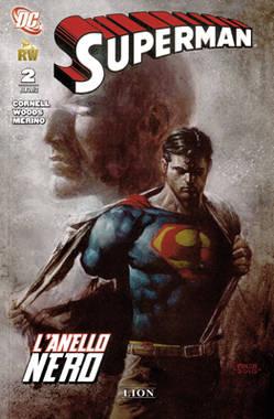 SUPERMAN E L'ANELLO NERO N.   2