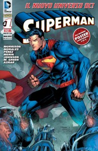SUPERMAN  N.   1 - THE NEW 52