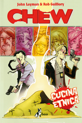 CHEW N.   1 RISTAMPA