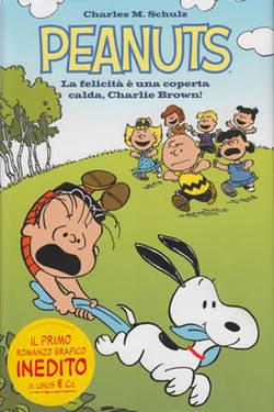 PEANUTS – LA FELICITÀ È UNA COPERTA CALDA, CHARLIE BROWN!