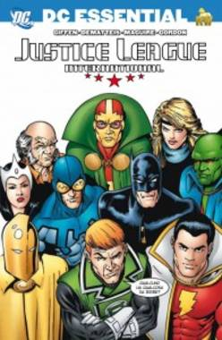 JUSTICE LEAGUE INTERNATIONAL N.   1