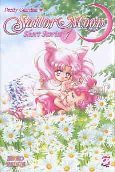SAILOR MOON DELUXE  N.  15 - SHORT STORIES N.   1