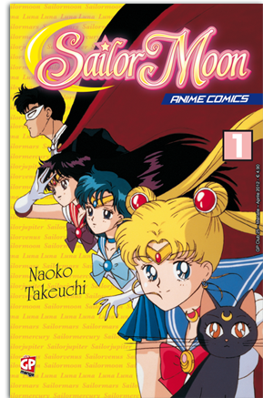 SAILOR MOON N.  17 - ANIME COMICS N.   1