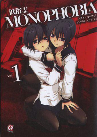 MONOPHOBIA N.   1