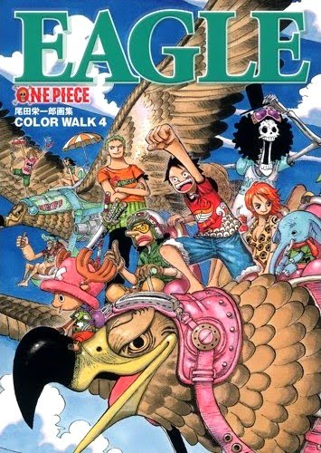 ONE PIECE COLOR WALK N.   4