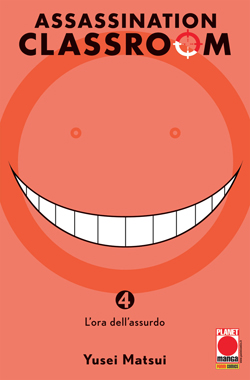 ASSASSINATION CLASSROOM N.   4 - RISTAMPA
