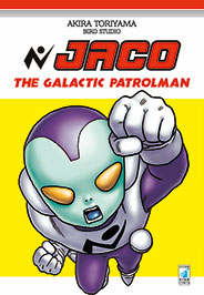 JACO THE GALACTIC PATROLMAN - REGULAR EDITION