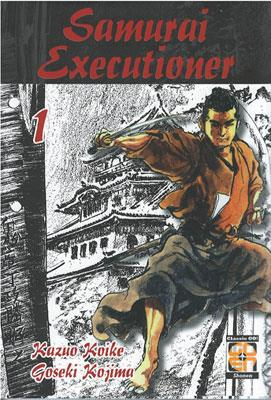 SAMURAI EXECUTIONER N.   1