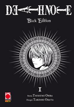 DEATH NOTE BLACK EDITION N.   1 - TERZA RISTAMPA