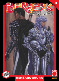 BERSERK COLLECTION SERIE NERA  N.   9 - TERZA RISTAMPA