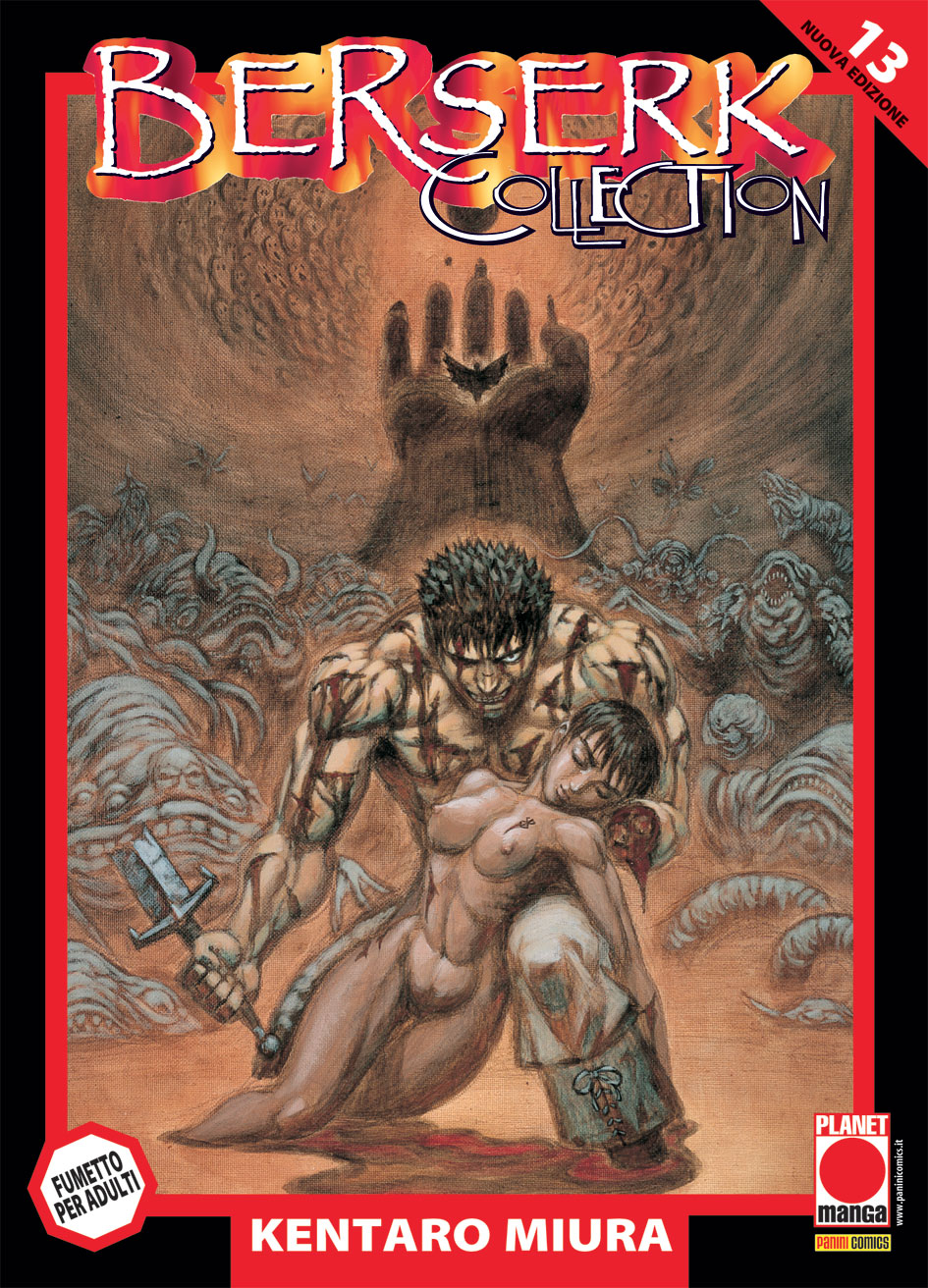 BERSERK COLLECTION SERIE NERA  N.  13 - TERZA RISTAMPA