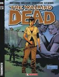 THE WALKING DEAD  N.  35 COVER B