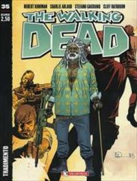 THE WALKING DEAD  N.  35 COVER A
