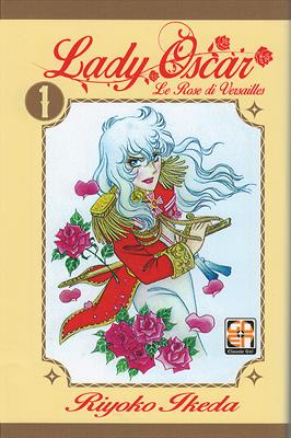 LADY OSCAR  LE ROSE DI VERSAILLES N.   1 - DELUXE RISTAMPA