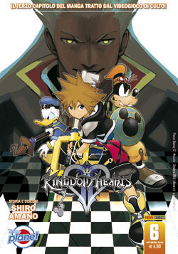 KINGDOM HEARTS  II N.   6