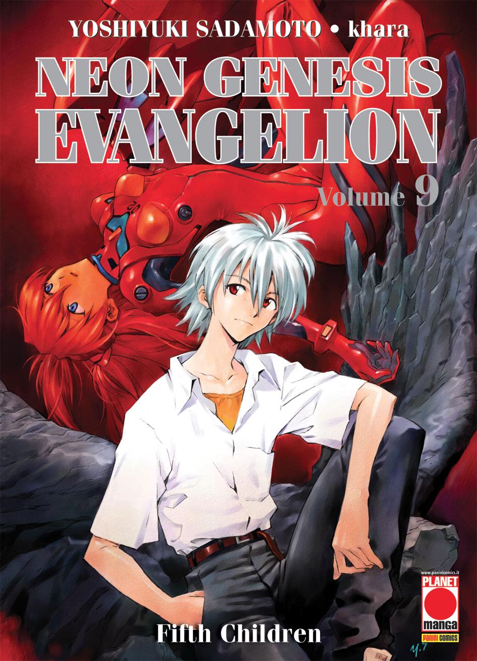 NEON  GENESIS EVANGELION N.    9 - NEW COLLECTION