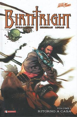 BIRTHRIGHT  N.   1 HARDCOVER
