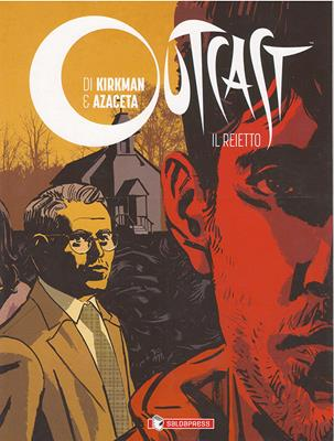 OUTCAST IL REIETTO N.   5 - VARIANT COLORE
