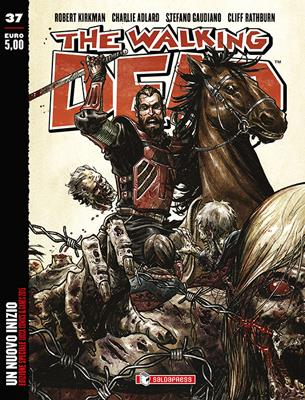 THE WALKING DEAD  N.  37 - ECONOMICO VARIANT