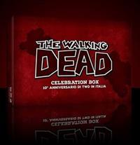 """THE WALKING DEAD """"CELEBRATION BOX – 10° ANNIVERSARIO ITALIA"""