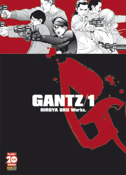 GANTZ  N.   1 - NUOVA EDIZIONE