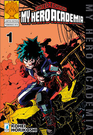 MY HERO ACADEMIA  N.   1 - LIMITED EDITION