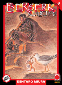 BERSERK COLLECTION SERIE NERA  N.   8 - TERZA RISTAMPA