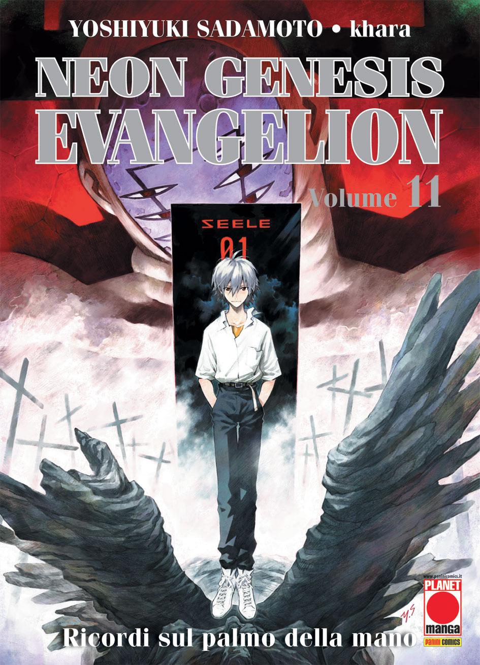 NEON  GENESIS EVANGELION N.   11 - NEW COLLECTION