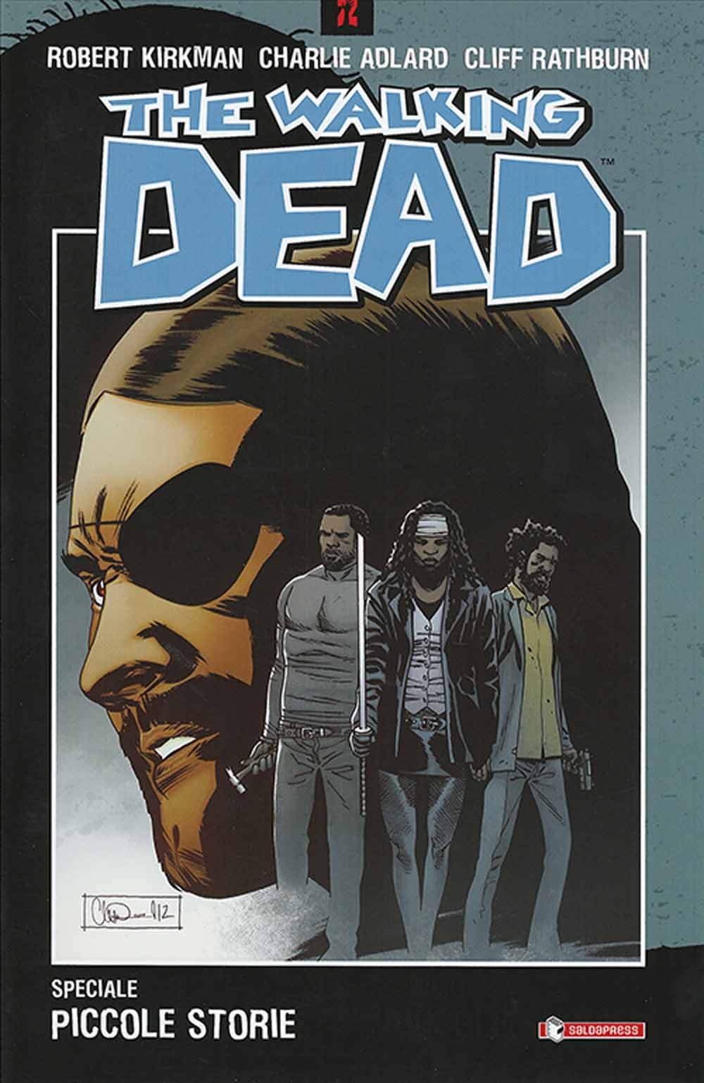 THE WALKING DEAD  SPECIALE - PICCOLE STORIE