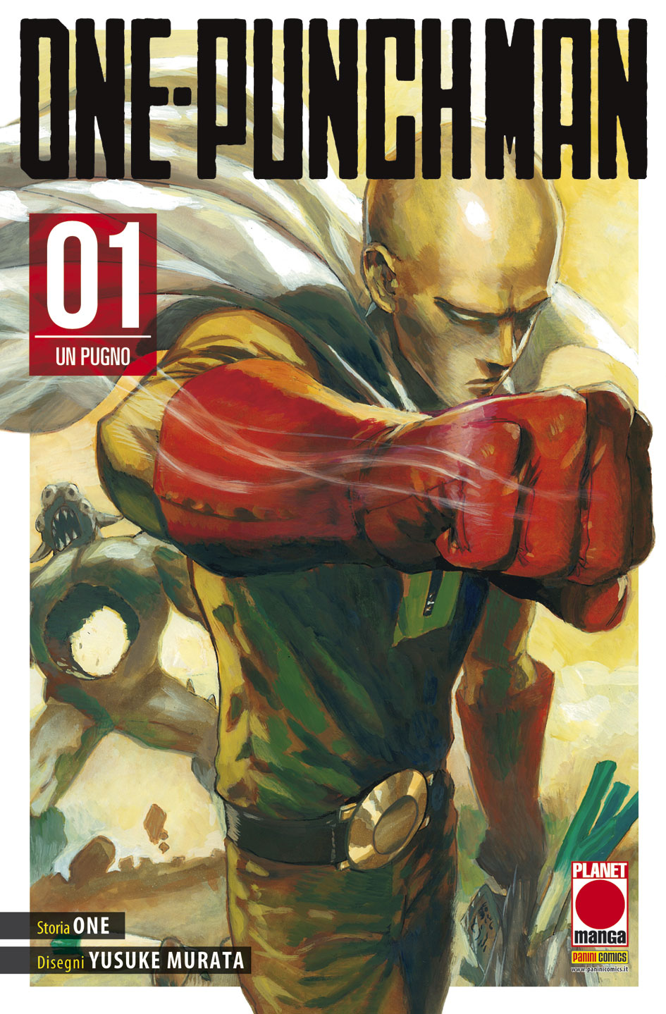ONE-PUNCH MAN N.   1