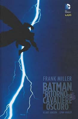 BATMAN: IL RITORNO DEL CAVALIERE OSCURO - GRANDI OPERE DC