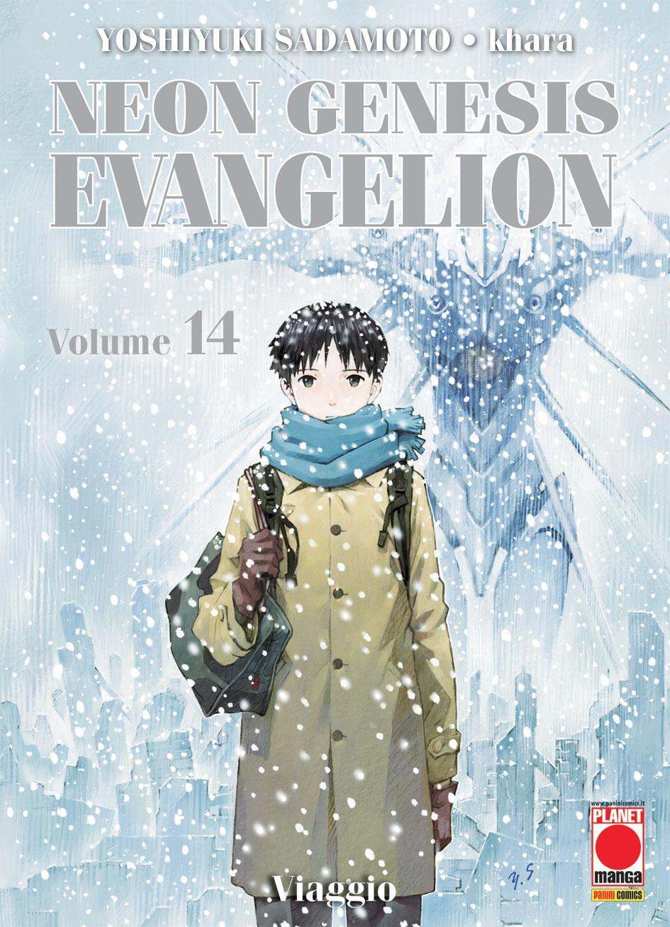 NEON  GENESIS EVANGELION N.   14 - NEW COLLECTION