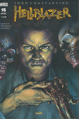 HELLBLAZER N.  15 - VERTIGO BEFORE MOTHLY 15
