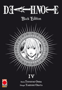 DEATH NOTE BLACK EDITION N.   4 - RISTAMPA