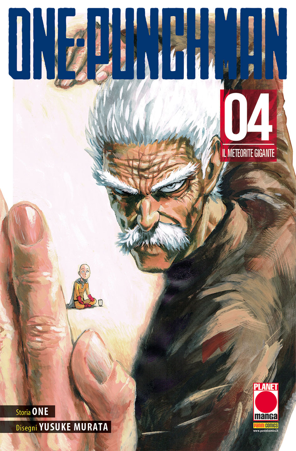 ONE-PUNCH MAN N.   4