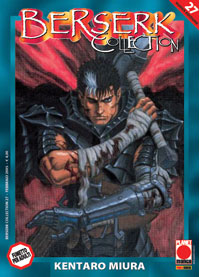 BERSERK COLLECTION SERIE NERA  N.  27 - TERZA RISTAMPA