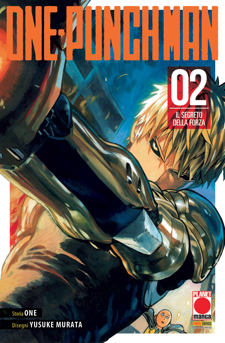 ONE-PUNCH MAN N.   2 - SECONDA RISTAMPA